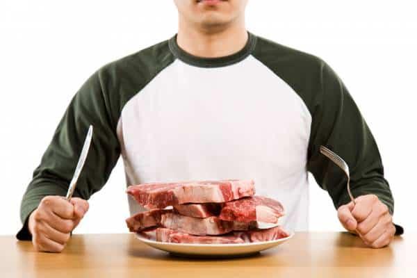 Waspadai 5 Tanda Tubuh Sedang Kelebihan Asupan Protein
