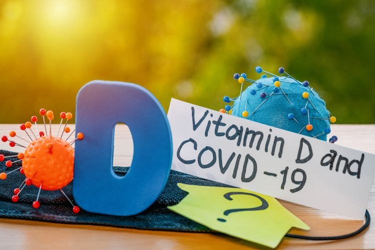 Vitamin D untuk Covid-19