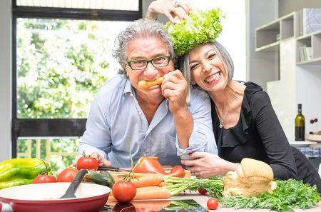 Diet Vegetarian untuk Lansia