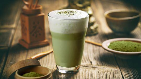 Manfaat Minum Green Tea Latte